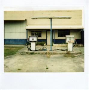 Abandoned Gas