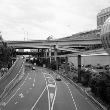 Elevated Road View